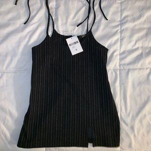 Forever 21 tie strap dress